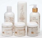 Fragrance Free Bar Spa Kit 6oz./8oz.