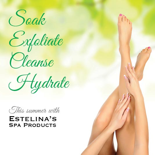Estelina's Spa Products