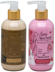 Valentine's lotions